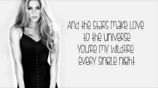 Shakira - Empire (Lyrics)