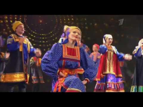 Русская песня - Заболела Дунина головка