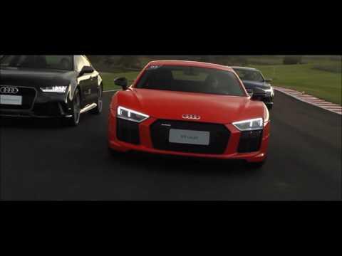 Audi R8 V10 Plus, RS7 Sportback e RS6 Avant - preços e detalhes - Brasil - www.car.blog.br
