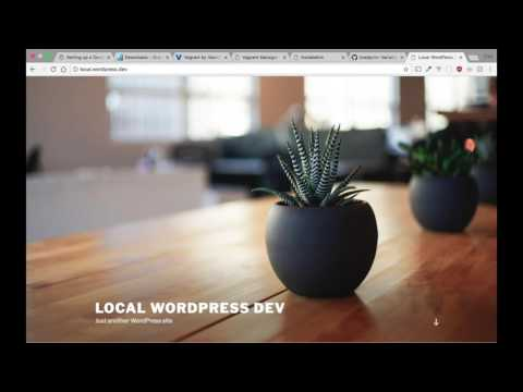 Getting Started with WordPress: Setting Up Local Development Environment - 2017