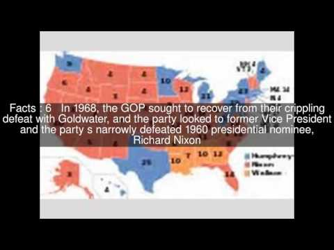 United States presidential election in New Hampshire, 1968 Top  #15 Facts