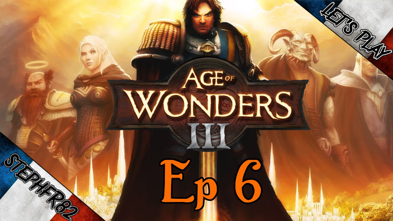 Age Of Wonders 3 Let S Play Ep6 Archidruide Draconien Fr Pc