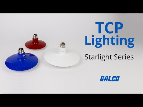 TCP Lighting Starlight Series LED Lamps
