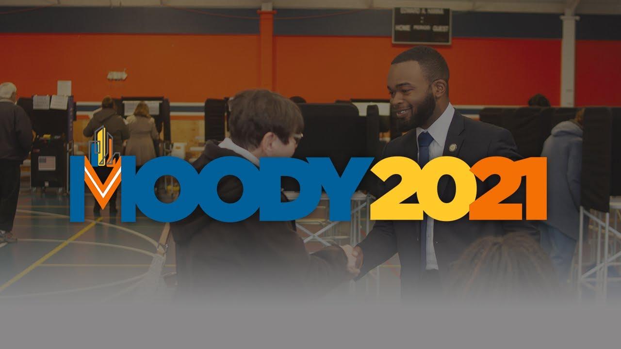 Councilman Moody announces run for re-election 2021