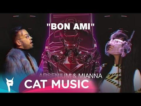 Смотреть клип Arsenium & Mianna Ft. Heren - Bon Ami