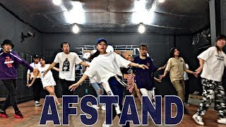 AFSTAND (Dance Cover) - Choreography by Duc Anh Tran