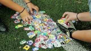 Superleagh 2016-17 - Μεταλλικές ταυτότητες ποδοσφαίρου