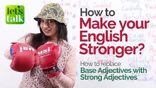 How to make your spoken English stronger &amp Fluent Free English lessons Base &amp Stron ...