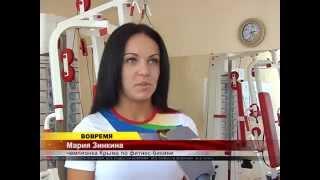 Сезон крымских бодибилдеров в разгаре