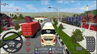 Gambar cover Bus Simulator Indonesia update V3.0 (BUSSID V3.0) #8- Android GamePlay | Kids Toys Zone