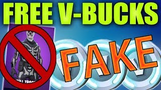 Free V-BUCKS GLITCH in FORTNITE? | Possible or NOT?