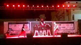insignia the lnmiit dance crew award winning performance jecrc jaipur