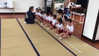五領域の初めは日常生活訓練教具。続いて、感覚、言語、数、そして文化...