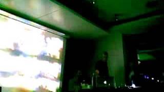Soundronic - Live at Cuántica Festival - Song: Weird - 31/10/09