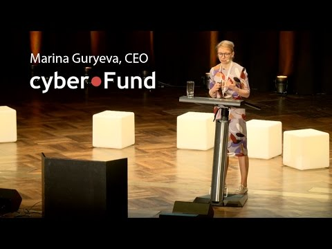 Marina Gureva, CEO cyber•Fund - Blockchain Assets: Evaluation and Management | BlockShow Europe 2017