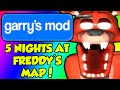 Gmod Funny Moments #4 - Five Nights At Freddy's Map