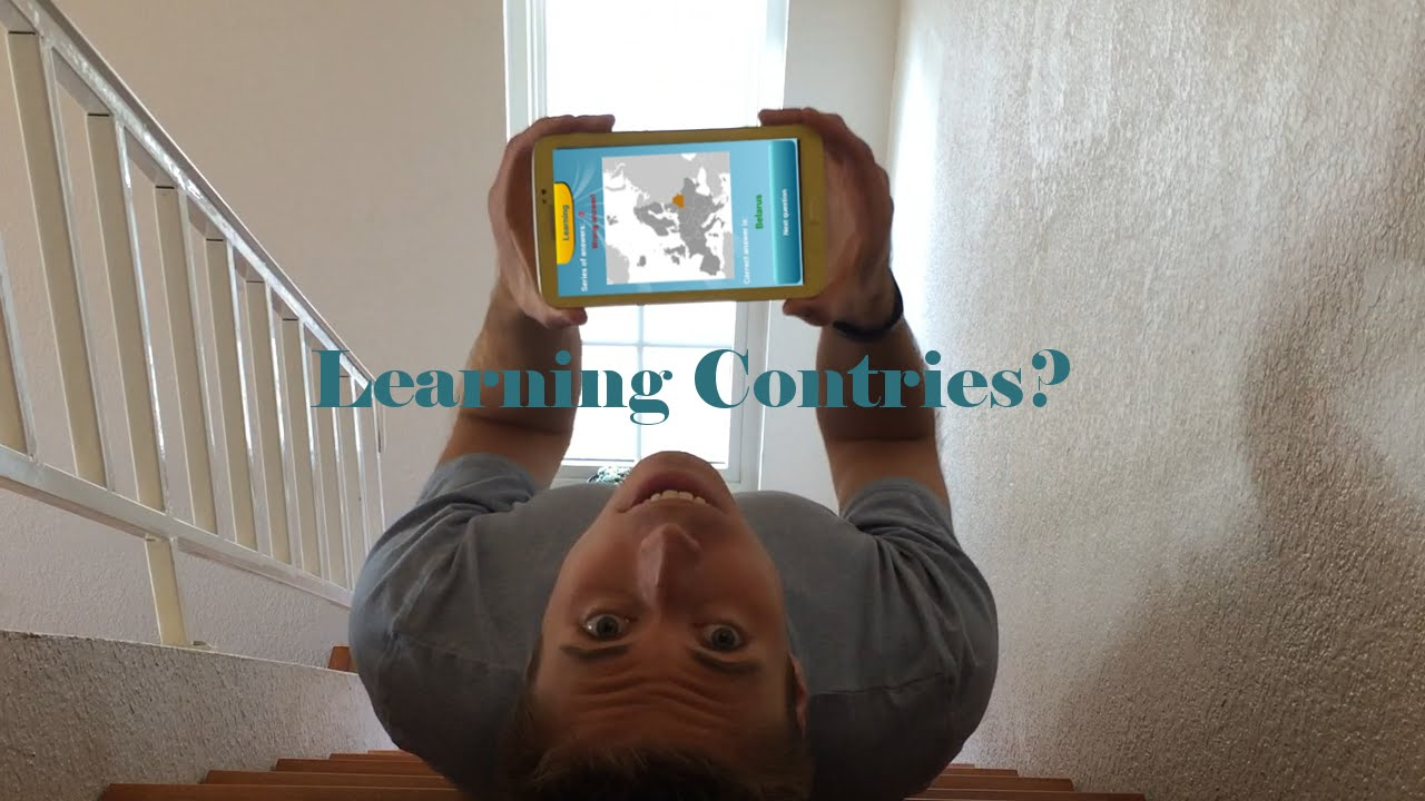 Learn Geography  Countries Location Maps Quiz  YouTube