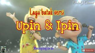 Lagu batak  Manangiangkon au versi Upin ipin