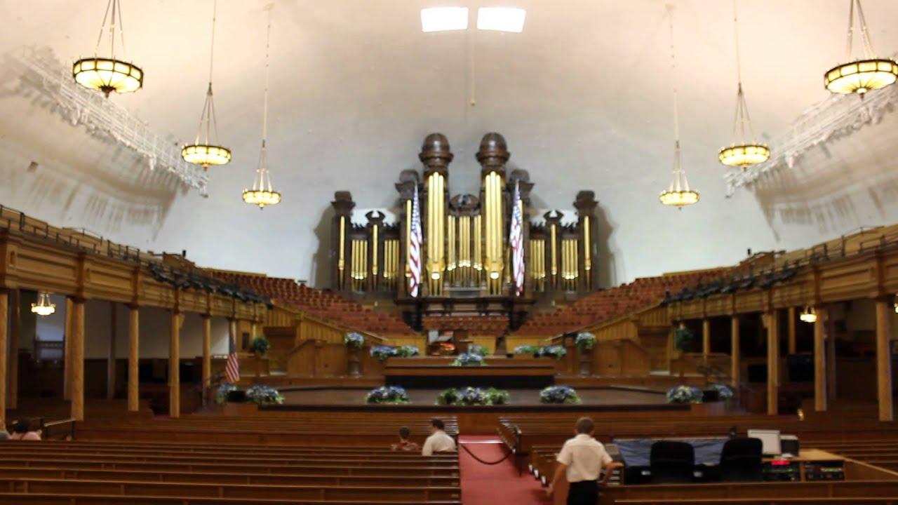 Mormon Tabernacle Salt Lake City Pictures