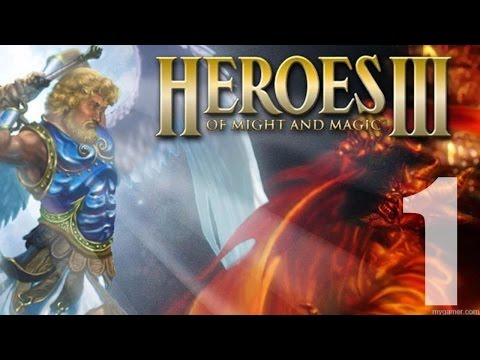 Heroes Of Might And Magic 3 Era 2 Wog HD - Нашествие Варваров  Часть 1
