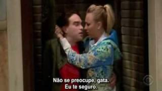 TBBT - Leonard and Penny Kisses on Season One