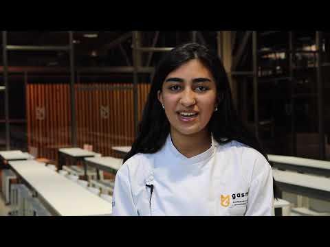 Karma Zaru - Bachelor's Degree in Gastronomy #SoyGasma