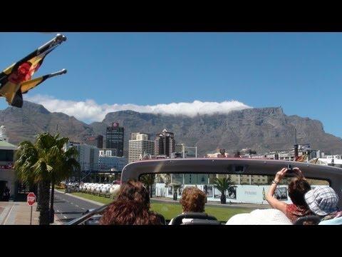 Cape Town Tour - Part 1