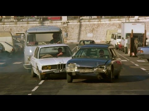 Inseguimento Car Chase - Once A Thief 1991