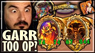 HOOKTUSK IS BACK TO THE TOP!? - Hearthstone Battlegrounds