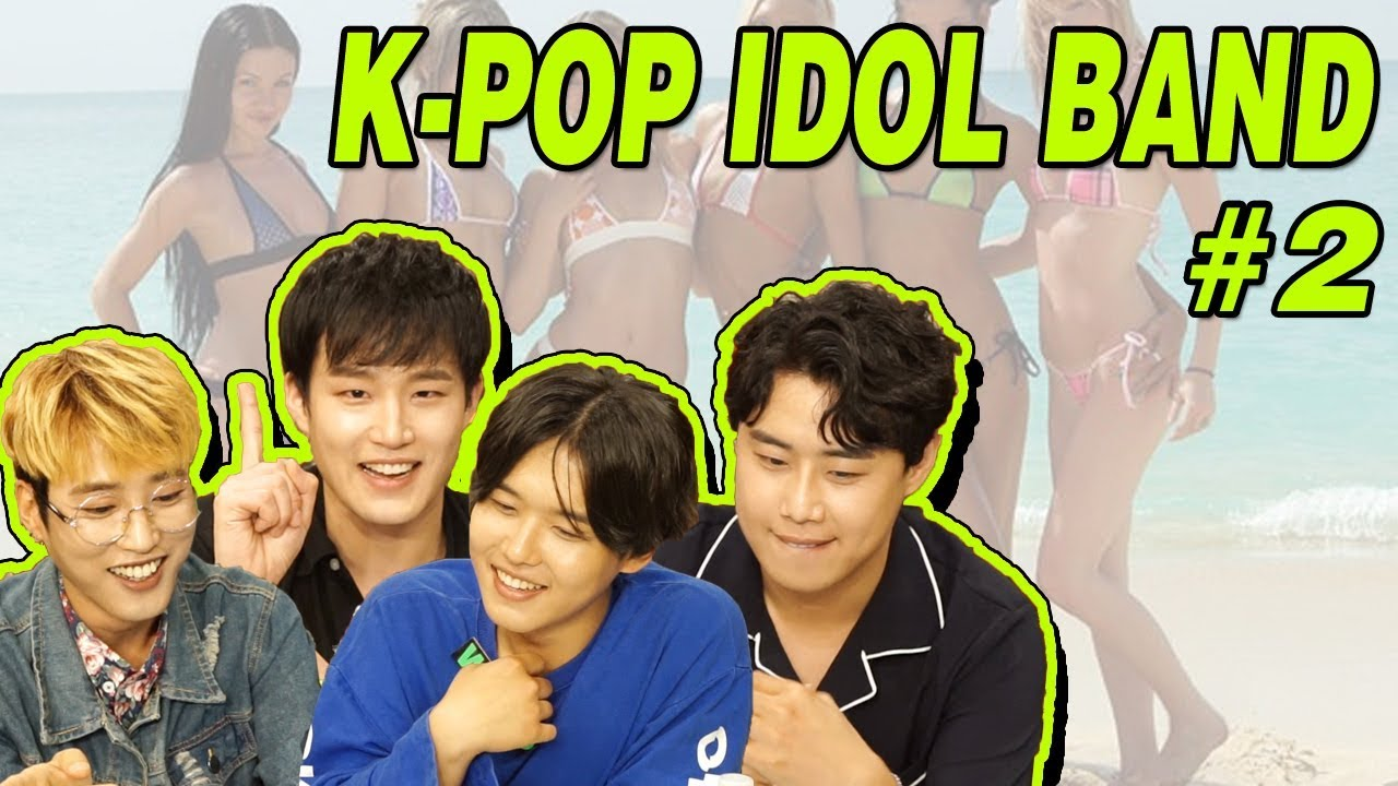 K Pop Idol Band Y Latinas Famosas 2 Reni Coreana Youtube