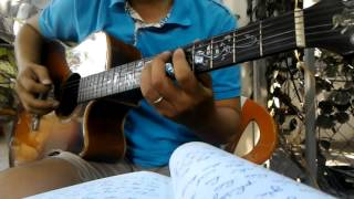 Trống Vắng - Acoustic Guitar