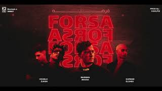 فرصه - الدبل زوكش ومروان موسي والضبع | Forsa - Double Zuksh FT Marwan Mousa X Eldab3