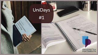 День из жизни студента английского университета | UniDays#1