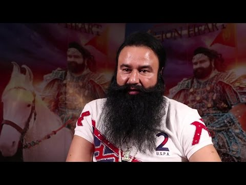 Sant Gurmeet Ram Rahim Singh Ji Insan - Exclusive Interview | MovieTalkies