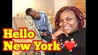 JAMAICAN VLOGER TRAVEL VLOG TO NEW YORK|| VLOG #32