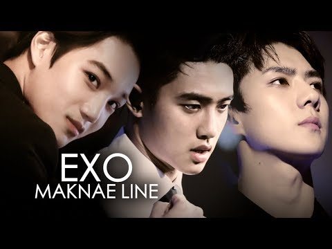 Sehun Exo >> exo — maknae line [spicy] - YouTube