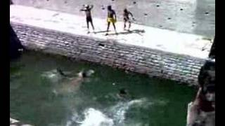 Kollapur Pedda Thota Swimming