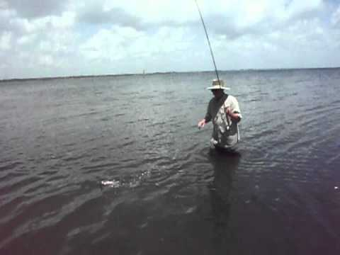 John's first Snook on the Fly