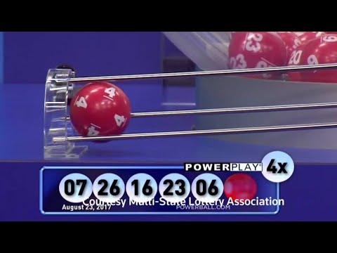 Officials hold news conference after second largest jackpot in Powerball history