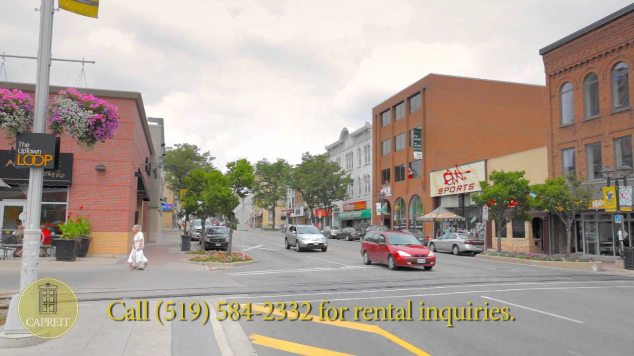 Waterloo Apartments for Rent Video - 55 William Street