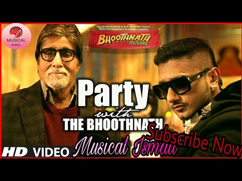 Party With the Bhoothnath   Yo Yo Honey Singh   Hi Bass Mix   Dj SOurav Raj   Musical Ismail