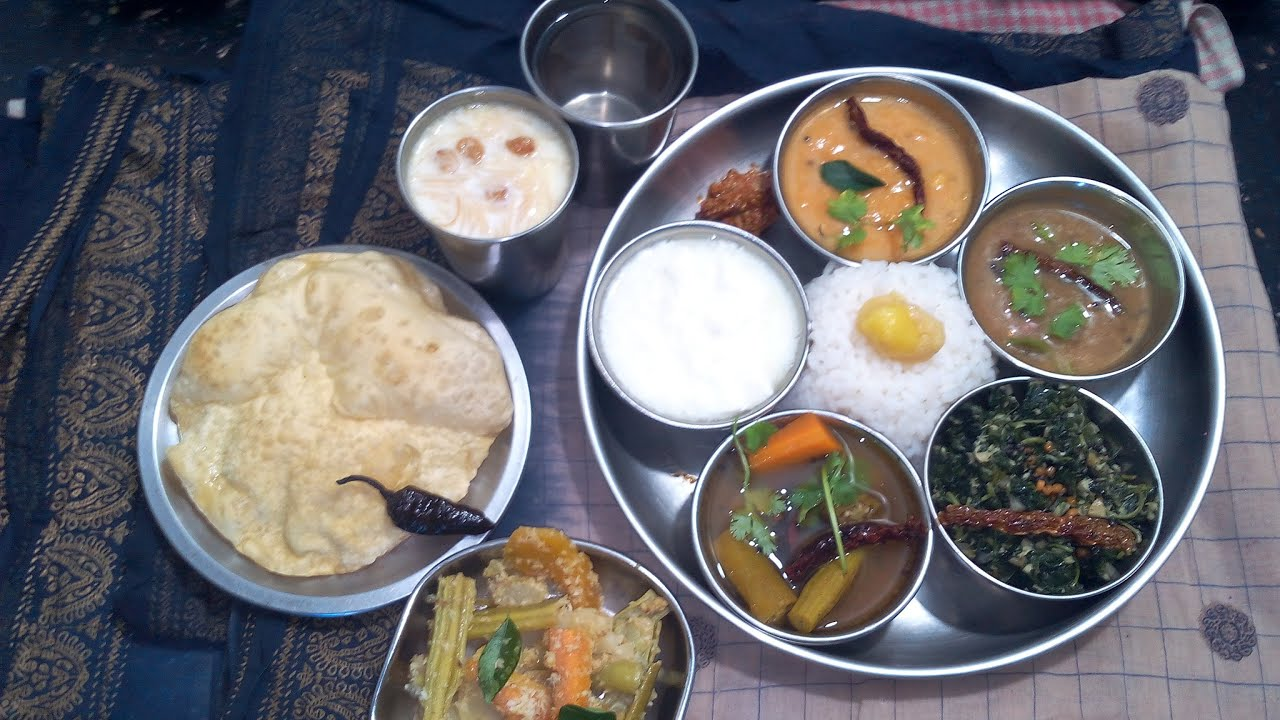 Kerala lunch menusouth indian lunch menuvegetarian youtube forumfinder Choice Image