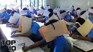 Top 10 Crazy Exam Tricks That Actually Work