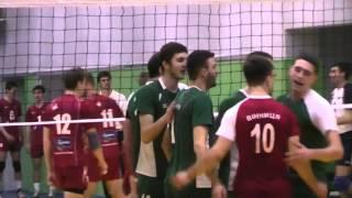 """Волейбол. """"Фаворит"""" - """"Вінниця"""" (Полтава 2016-02-05) 2"""