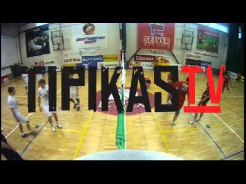 27.03 EMV poolfinaalkohtumine TTÜ vs Selver Tallinn