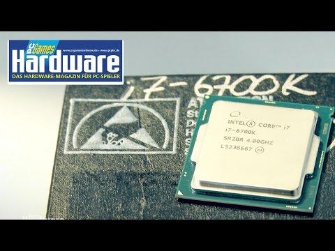 Skylake Intel Core i7-6700K | Review / Test