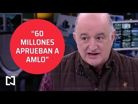 Popularidad de AMLO, mesa de encuestadores en Despierta