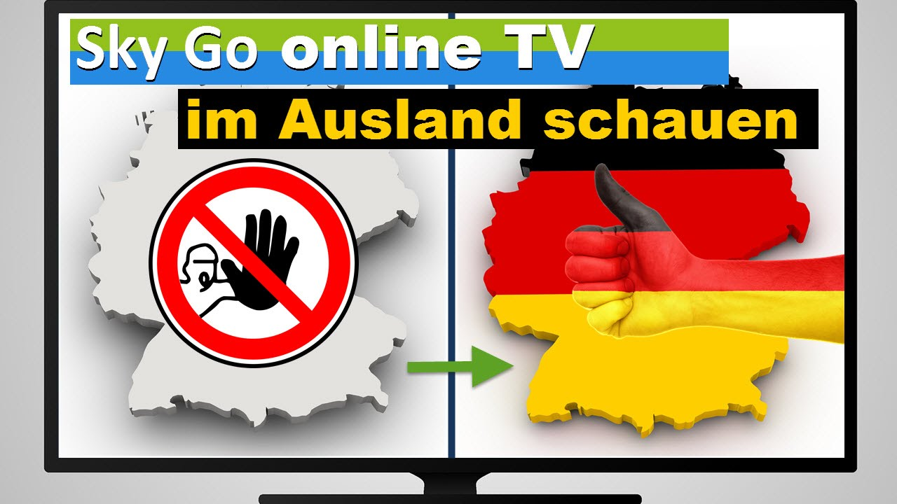 Image result for Sky go Ausland