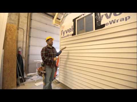 Vinyl Siding Part 5 Utility Strip Youtube