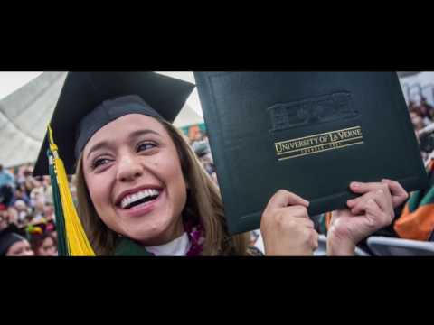 Your Community, Your Home: The University of La Verne